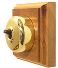 Click for larger image of Bakelite Switch